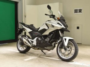 Honda NC750X 5 баллов