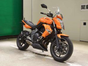 Kawasaki ER-6N 5 баллов