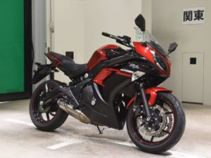 Kawasaki Ninja 650 5 баллов