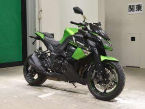 Kawasaki z1000 5 баллов
