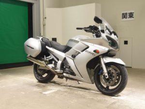 Yamaha FJR1300 4 балла