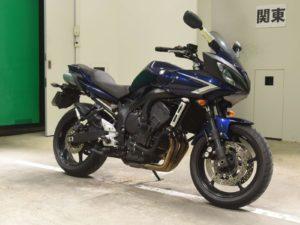 Yamaha FZ6S 4 балла
