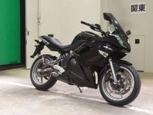 Kawasaki ER-6F 5 баллов